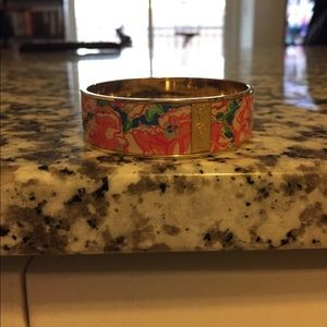 Lilly Pulitzer Bangle - worn once!